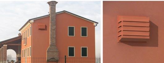 Aerazione forzata condizionatori d aria senza motore esterno - Ricircolo aria casa ...